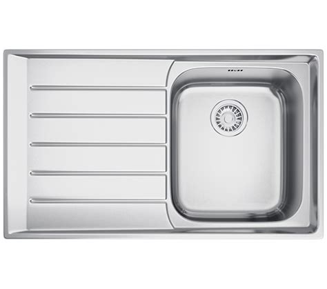 neptune kitchen sink franke neptune nex 211 stainless steel 1 0 bowl kitchen 1065