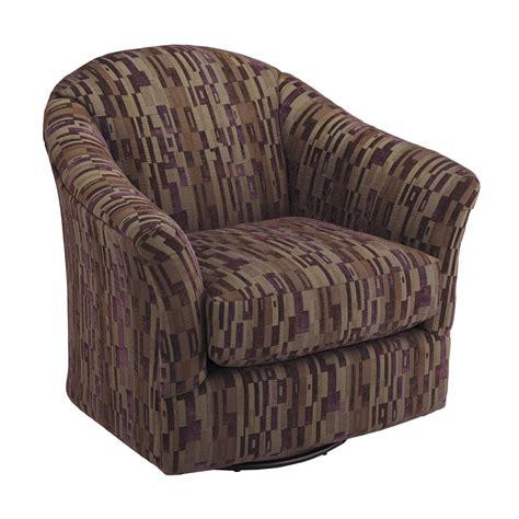 Swivel Club Chairs Swivel Glider Barrel Club Chair Grade C best home furnishings chairs swivel glide darby swivel