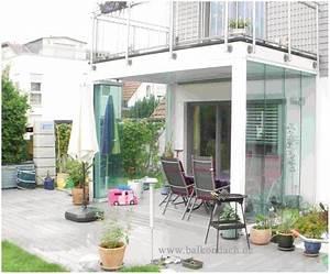 wintergarten unter einem balkon hauptdesign With feuerstelle garten mit wintergarten unter balkon wie isolieren