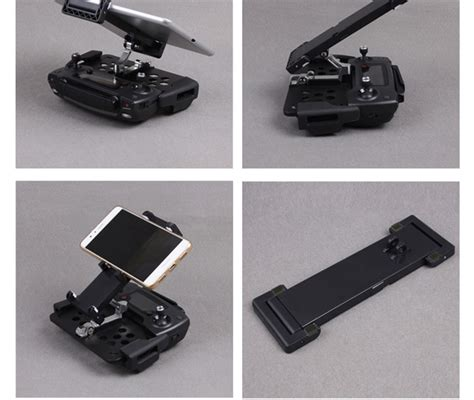 holder mount bracket  dji spark mavic pro remote