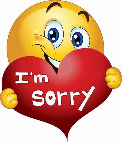 Clip Apology Clipart Cliparts Sorry