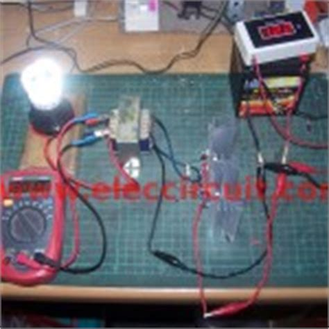 scr mini power inverter electronic projects circuits