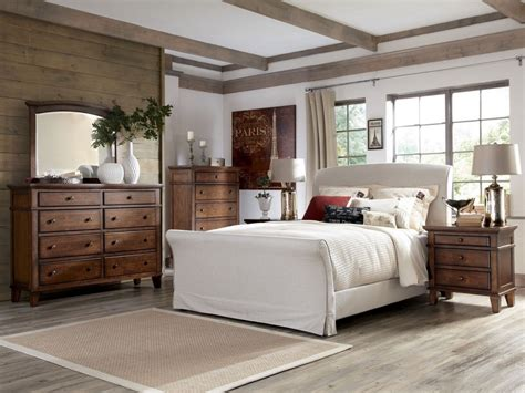 Rustic White Bedroom Furniture Collections Bedroom