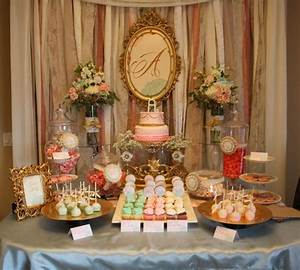 Glam Baby Shower - Baby Shower Ideas and Shops - Themes