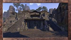 ESO Homestead - Decorating a large Orc house on the pts ...