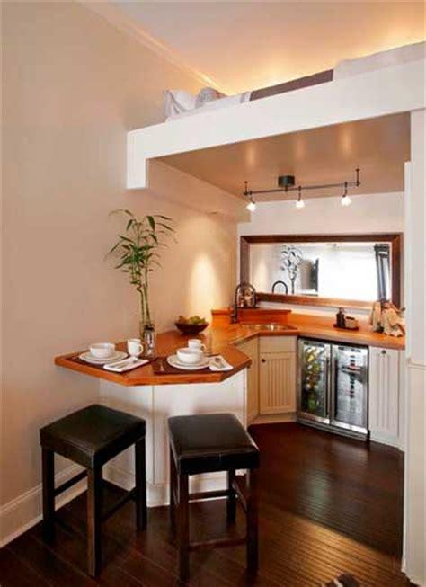 creer une cuisine dans un petit espace astuces déco pour optimiser une cuisine deco cool