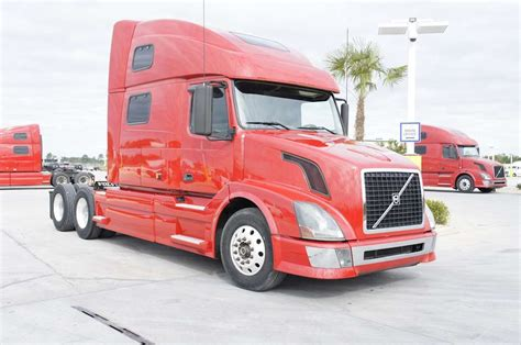 Volvo 780 Truck For Sale by 2008 Volvo 780 Sleeper Truck For Sale Gulfport Ms