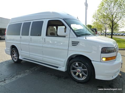 New 2015 Gmc Conversion Van Southern Comfort 7 Passenger