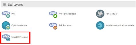 dreamhost change php version - perfectionpluslabs.com