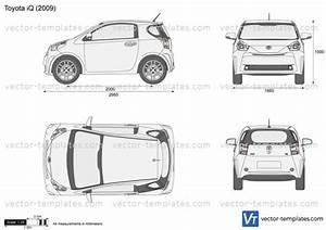 Templates - Cars - Toyota