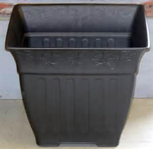 Terracotta Urn Planter by Plastic Outdoor Pots Doors