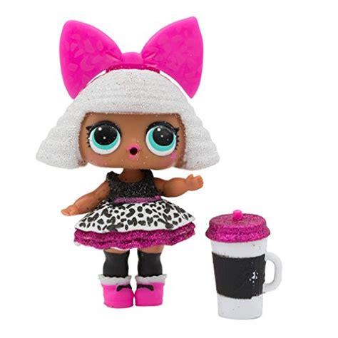 giochi preziosi lol surprise glitter sfera  mini doll