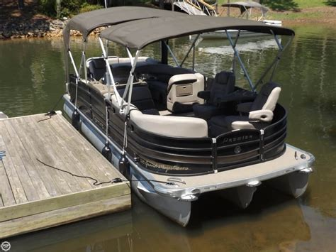 Used Pontoon Boats Premier by Used Premier Pontoon Boats For Sale Page 2 Of 6 Boats