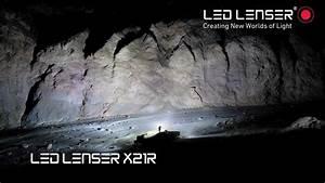 Led Lenser X21r