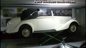 Pont Elevateur Voiture Mobile : pont elevateur voitures de collection bentley youtube ~ Medecine-chirurgie-esthetiques.com Avis de Voitures