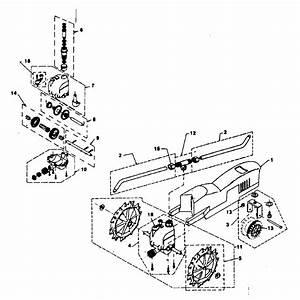 Craftsman Model 564790150 Lawn Sprinkler Genuine Parts