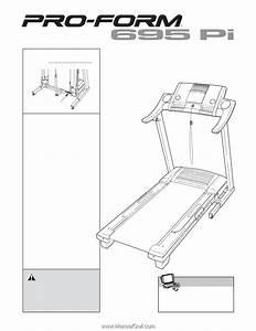 Proform 695 Pi Treadmill