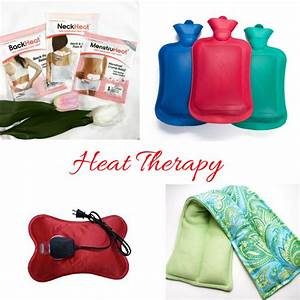 Heat Therapy Is The New Pain