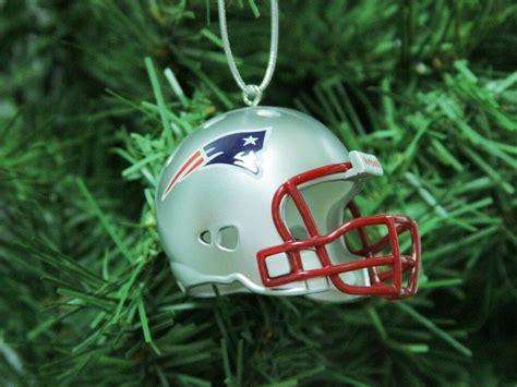 3 28 ornament new england new patriots football helmet ornament ebay