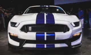 2016 Ford Mustang Shelby GT350 Live and in the Metal ...