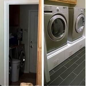 Waschmaschine Auf Trockner Stapeln : die besten 17 ideen zu waschmaschine mit trockner auf ~ Michelbontemps.com Haus und Dekorationen