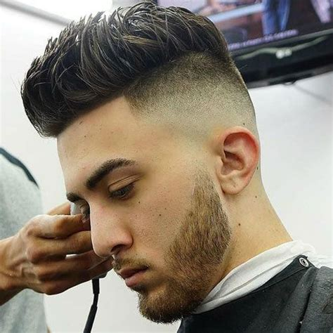 trendy spiky hairstyles  men  guide
