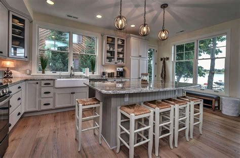 kitchen design ideas with islands 25 cottage kitchen ideas design pictures designing idea
