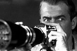Jimmy Stewart in Rear Window. One of my favorite movies ...