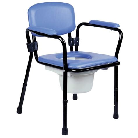 Bedside Commode Chair, Replacement Pan And Lid Allianz