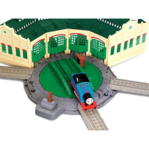 and friends tidmouth sheds with turntable игровой набор депо тидмут tidmouth sheds томас и