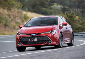 Toyota Venturer 2019 by 2019 Toyota Corolla Now On Sale In Australia From 22 870