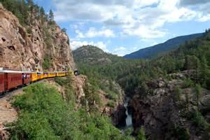 Colorado Durango Silverton Train Ride