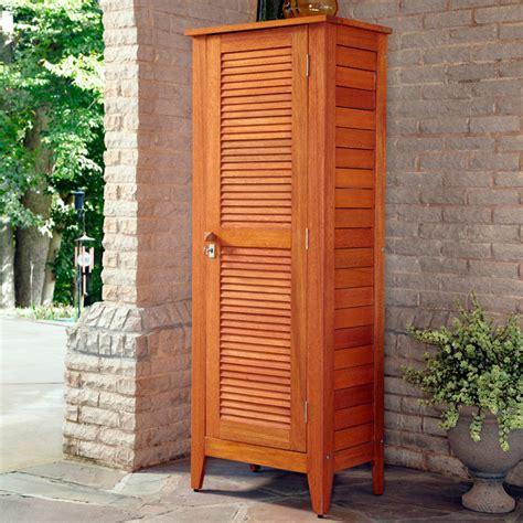 small outdoor storage cabinet 10 charming diy outdoor storage ideas garden lovers club