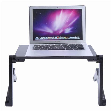 bed laptop desk 360 degree foldable adjustable laptop desk computer table