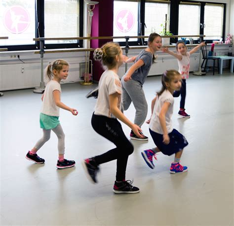 Hip Hop tanzen in Unterschleissheim - Tanzschule Daniela Orend