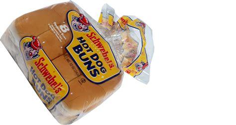 hot dog buns schwebels freshly baked bread
