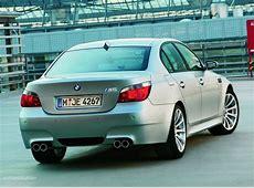 BMW M5 E60 specs & photos 2005, 2006, 2007, 2008, 2009
