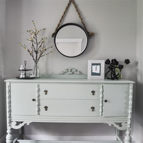 Painted Sideboard Buffet by A Painted Buffet Suburble