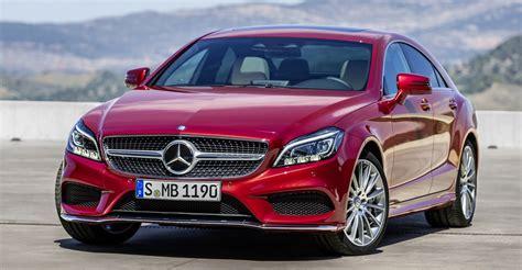 Mercedes BenzCar : 2015 Mercedes-benz Cls-class