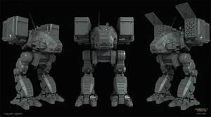 Mechwarrior Online Catapult Model