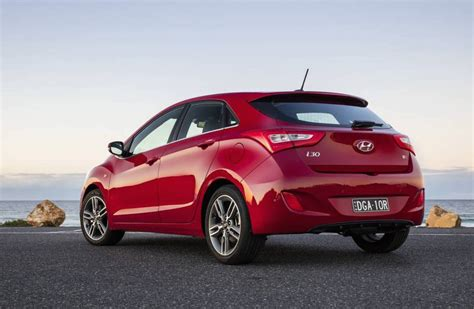 sporty 2016 hyundai i30 sr series ii announced for australia performancedrive