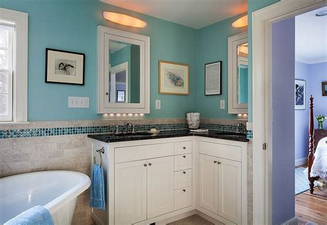 creative ideas  transform boring bathroom corners