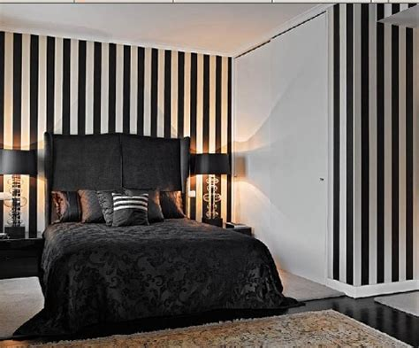 black  white interior design bedroom interior design