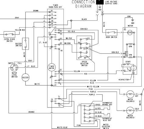 Maytag Washer Wiring Diagram Diagrams Download