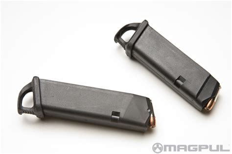 Glock Floor Plate Magpul by Magpul Mag230 Blk Glock 9mm 40s W 357sig 3 Pack Magazine