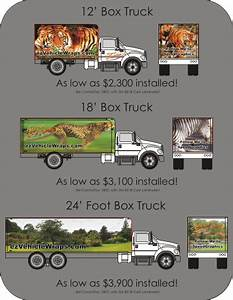 vehicle wrap pricing With truck lettering cost