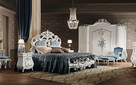 Elegante Bettzimmer Hintergrundbilder  Elegante Bett