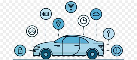 connected car how connected cars are driving the iot network