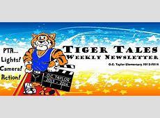 OC Taylor PTA Weekly NewsletterSeptember 30th