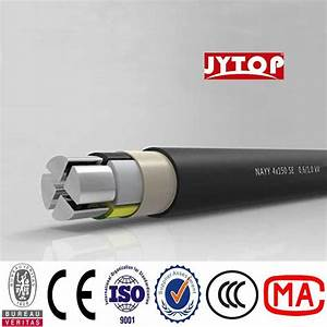 China Nayy Cable Nyy Xlpe Insulated Sta Armored Pvc